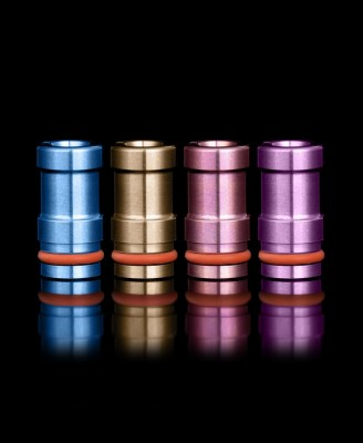 Short Linea Color 510 Drip Tip
